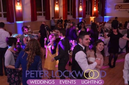 Chadderton Town Hall Wedding DJ