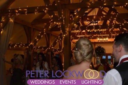 oak beam lights
