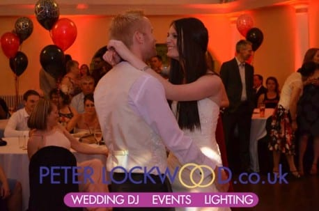wortley hall wedding first dance