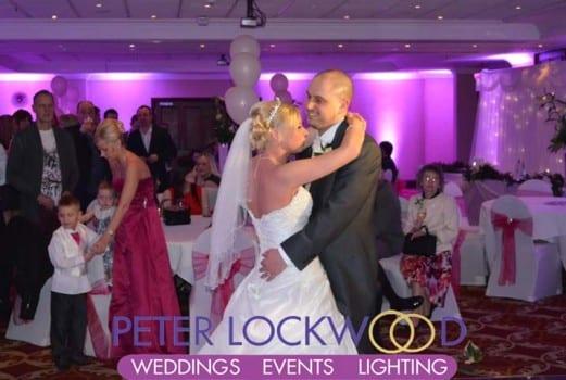 Worsley Marriott wedding venue