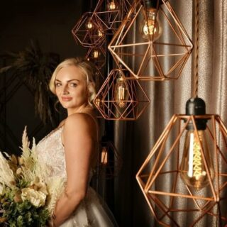 Edison Lighting with Copper Shades At a recent photo shoot in the Red Hall. They are taking bookings for viewings and my lovely lights are on display. #wemakeevents #edison #edisonbulb #copper #weddinglighting Photos @julesfortunephoto Venue @redhallhotel Styling & flowers @gingerbreaddesignandevents Tableware @whitehouse_crockery Make up @petitebeautique Hair @alicemariemua Dresses @thewhitegallery Menswear @denishopemenswear Model @xanthegill Chairs @lancashire_event_hire Cake @cakesbylilloliver
